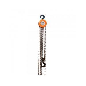 Silverline 868692 - Palan manuel à chaîne 2 tonnes