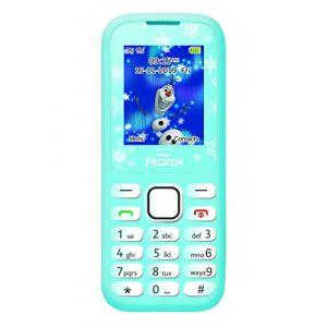 Lexibook GSM20FZ - Téléphone Portable Quadri-Bande - Reine des Neiges