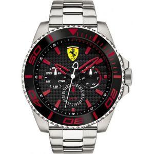 Scuderia Ferrari 830311 - Montre pour homme avec bracelet en acier