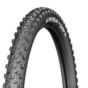 """Michelin Wild Grip'R 2.10"""" Pliant Noir Pneu 26 pouces"""