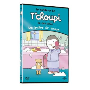 T'choupi et ses amis (interactif) : Les bulles de savon