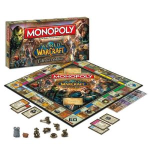Monopoly World of Warcraft edition collector
