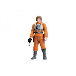 Tomy Figurine Star Wars Luke Skywalker Pilot Métal Collection 6 cm