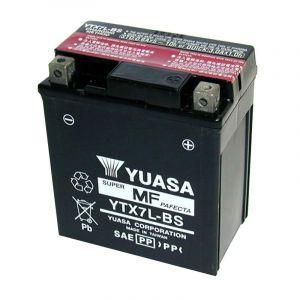 Yuasa Batterie moto YTX7L-BS