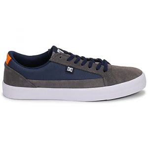 DC Shoes Baskets basses LYNNFIELD Gris - Taille 39,40,41,42,44,45,46,47