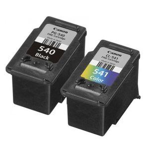 Canon PG-540/CL-541 - Pack de 2 cartouches d'encres noire + couleurs