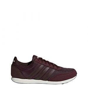 Adidas V Racer 2.0, Chaussures de Fitness Homme, Rouge (Granat Rojnoc 000), 42 EU