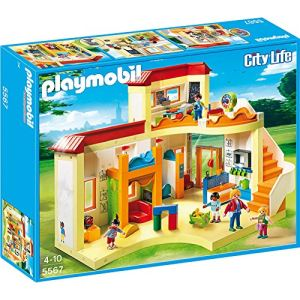 Playmobil 5567 City Life - Garderie
