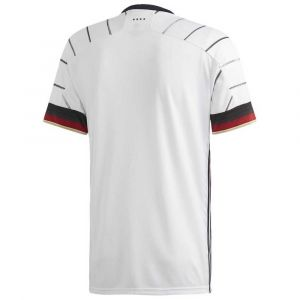 Adidas Allemagne Maillot Domicile 2020/21 - Blanc - Taille Small
