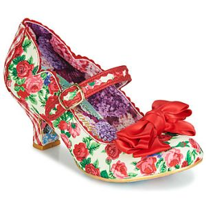 Irregular Choice Chaussures escarpins SUMMER BREEZE - Couleur 39 - Taille Rouge