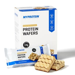 Myprotein Protein Wafers Chocolate 10x40