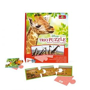 Bioviva Disneynature Trio Puzzle