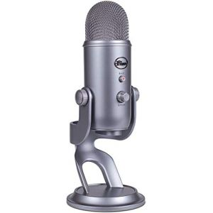 Blue microphones Microphone BLUEM YETI SPACE GREY