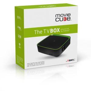 Emtec The Movie Cube TV Box - Passerelle multimédia