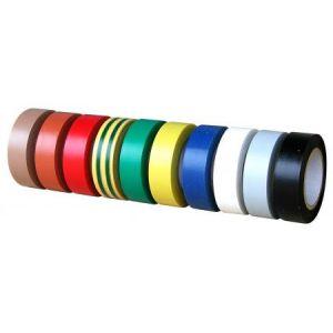 Outifrance RUBAN ADHE.PVC ELEC.MULTICOULX10