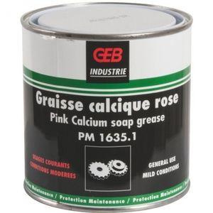Geb Graisse calcique rose 1635 boite de 600g réf 651130