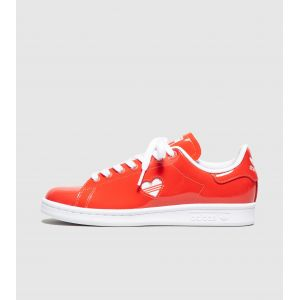 Adidas Stan Smith W, Chaussures de Gymnastique Femme, Rosso FTWR White/Active Red, 42 EU