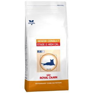 Royal Canin Chat Veterinary Care Nutrition Senior Consult Stage 2 High Calorie - Sac 3,5 kg