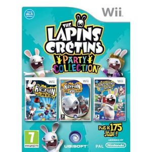 Rabbids Triple Pack [import anglais] [Wii]