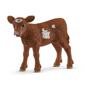 Schleich Farm World 13881 - Figurine Veau Texas Longhorn