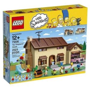 Lego 71006 - The Simpsons : La maison des Simpsons