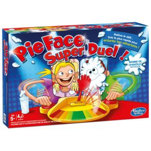 Hasbro Pie Face Super Duel !