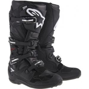 Alpinestars Tech 7 Boot 2014 - Black