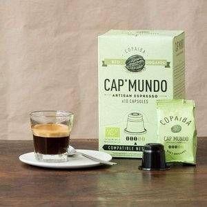 Cap'Mundo Cap Mundo Café Bio COPAIBA x10 capsules