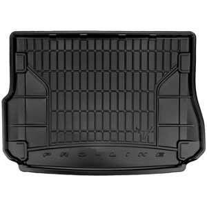 DBS Tapis de Coffre sur Mesure Caoutchouc 3D pour Range Rover Evoque de 03/2011 a 09/2014 - Matière : caoutchouc TPE - Zones de rangement latérales - Nettoyage facile - Installation rapide