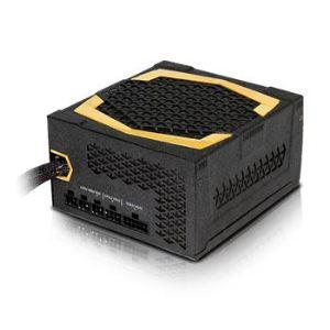 Fortron AURUM Xilencer (AU-500FL) - Bloc d'alimentation Modulaire PC 500W certifié 80 Plus Gold