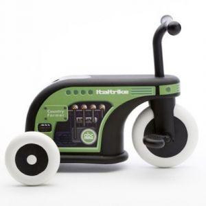 Italtrike Porteur 2 en 1 tricycle Tracteur
