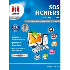 SOS fichiers & Disque dur PC [Windows]