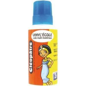 Cleopatre Flacon colle blanche Vinyl'Ecole 60 ml