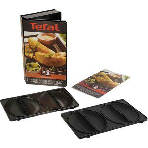Tefal XA800812 - 2 plaques pour empanadas Snack Collection