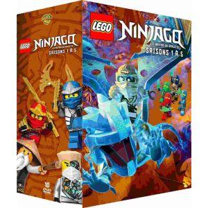 Coffret Lego Ninjago, Les maîtres du Spinjitzu - Saisons 1 à 5