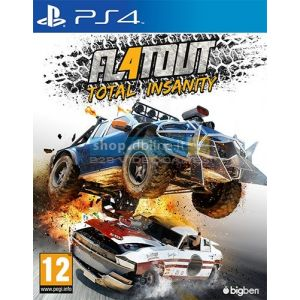 FlatOut 4 : Total Insanity sur PS4