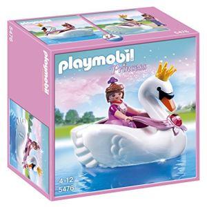 Playmobil 5476 Princess - Princesse avec bateau de cygne