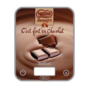 Tefal Optiss Nestlé (bc5111v0) - Balance de cuisine électronique 5kg
