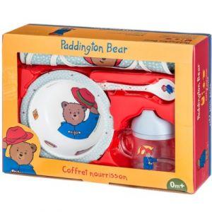 Petit Jour PA910J - Coffret cadeau nourrisson Paddington Bear