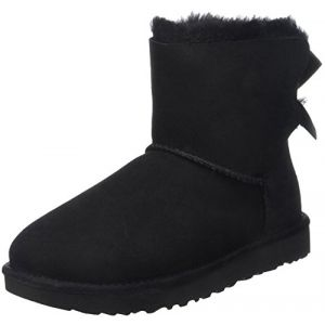 UGG australia UGG Mini Bailey Bow, Noir (Nero), 40 EU