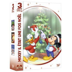 Coffret Mickey : Il était une fois Noël
