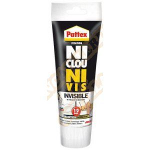 Pattex Ni clou ni vis invisible - tube 200 ml