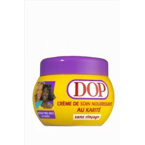 Dop Crème De Soin Nourrissante Au Karité Pour Cheveux Très Secs Ou Frisés - 300 ml