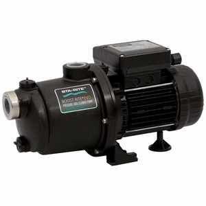 Pentair STA-100-0501 - Surpresseur Boost Rite 1,5 CV Mono