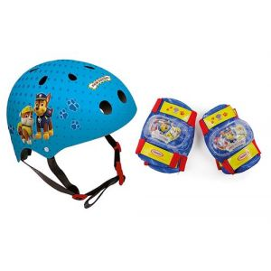 Spin Master Casque Bol Paw Patrol avec set de protection Taille S
