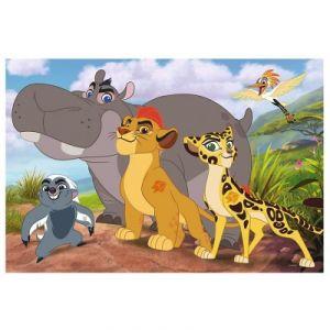 Trefl Puzzle Disney Lion Guard 24 pièces XXL