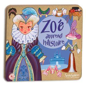 Sentosphère Kit magnétique : Zoé apprend l'histoire