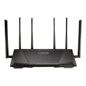 Asus RT-AC3200 - Routeur sans fil 4 ports GigE 802.11a/b/g/n/ac Bande double