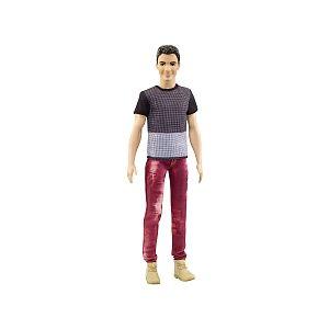 Mattel Ken Fashionistas (DWK47)