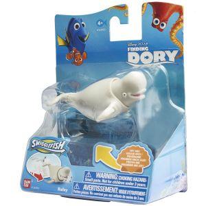 Bandai Figurine à fonction Bailey le beluga Le Monde de Dory